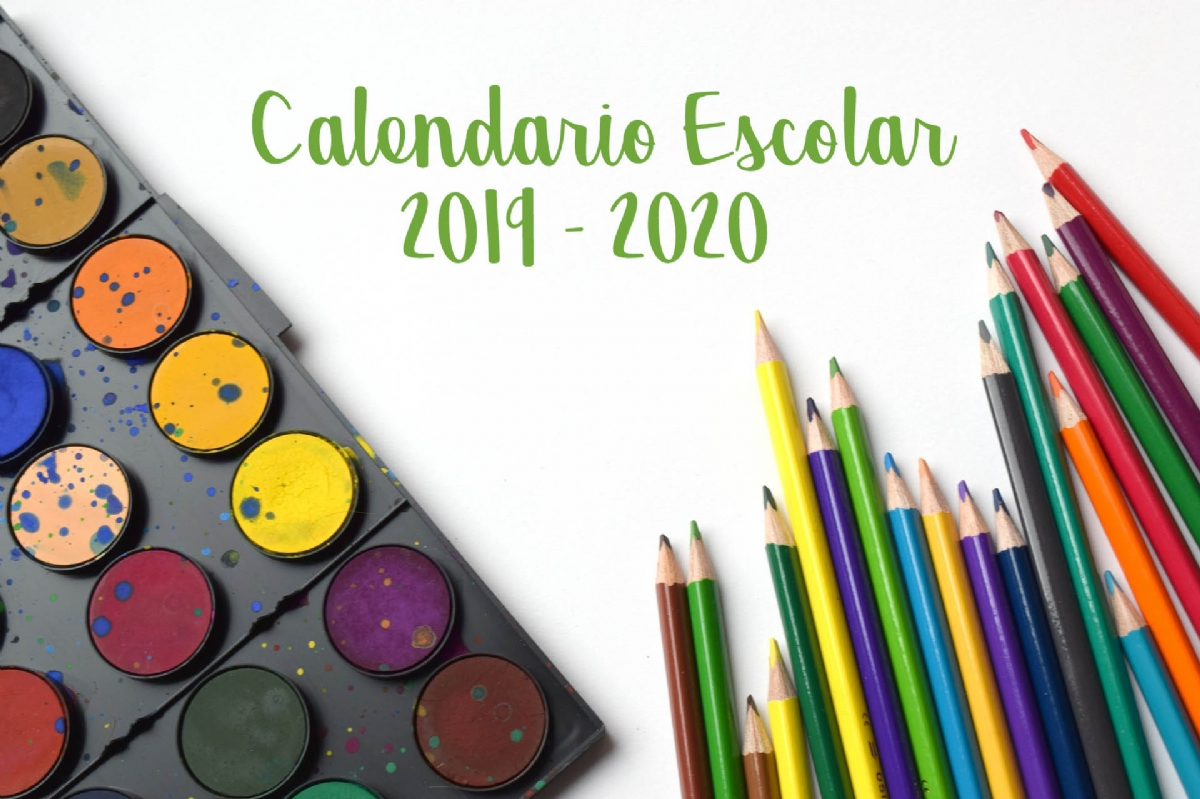 Calendario Escolar 2020 Cadiz.Correccion Calendario Escolar Para El Curso 2019 2020