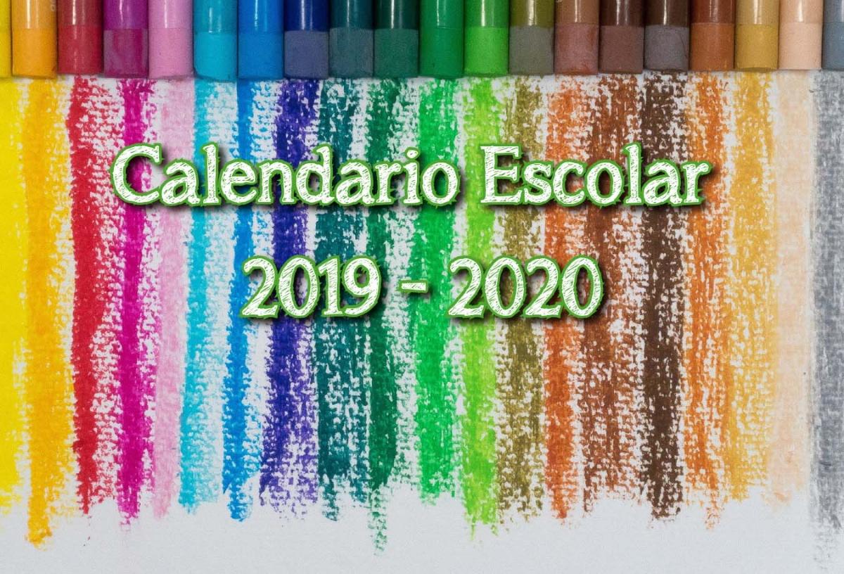 Calendario Escolar 2020 19 Almeria.Jaen Calendario Escolar Provincial Curso 2019 2020